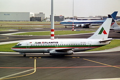 #4095 Air Atlantis - Boeing 737-2K9 (CS-TEU)