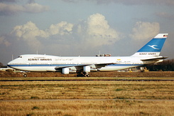 #4096 Kuwait Airways - Boeing 747-269B (9K-ADB)