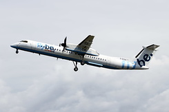 #4168 Flybe - Bombardier Q400 (G-ECOC)