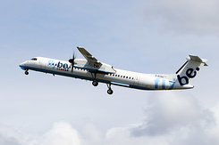 #4169 Flybe - Bombardier Q400 (G-ECOC)
