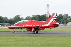 #4231 Royal Air Force (Red Arrows) - British Aerospace Hawk T1A (XX219)