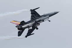 #4314 Belgian Air Component - General Dynamics F-16AM (FA-123)