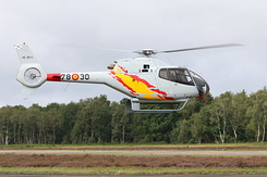 #4320 Spanish Air Force - Eurocopter EC-120B Colibri (HE.25-11 / 78-30)