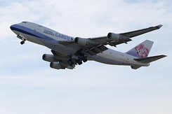 #4526 China Airlines Cargo - Boeing 747-409F SCD (B-18711)