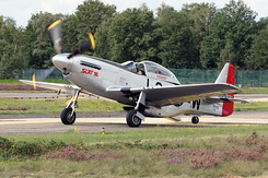 #4561 Vintage Dream Factory - North American P-51D (PH-VDF / 472922)