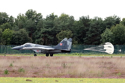 #4574 Polish Air Force - Mikoyan-Gurevich MiG-29A Fulcrum (70)