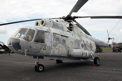 #4580 German Army - Mil Mi-9 Hip-G (93+92)