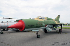 #4614 East German Air Force - Mikoyan-Gurevich MiG-21M Fishbed-J (596)