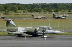 #4624 German Air Force - Lockheed TF-104G Starfighter (27+90)