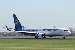 #4683 Ukraine International Airlines - Boeing 737-8Q8 (UR-PSP)