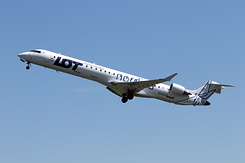 #4722 LOT Polish Airlines (Nordica) - Bombardier CRJ-900ER NG (ES-ACH)