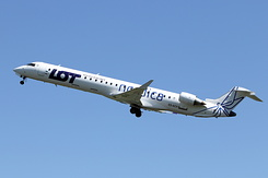 #4723 LOT Polish Airlines (Nordica) - Bombardier CRJ-900ER NG (ES-ACH)
