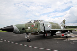 #4741 German Air Force - McDonnell Douglas RF-4E Phantom II (35+62)