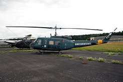 #4746 German Federal Border Guard - Bell UH-1 Iroquois (D-HATE)