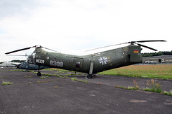 #4749 German Army - Piasecki H-21C Shawnee (83+08)