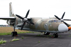 #4753 German Air Force - Antonov An-26T Curl (52+09)
