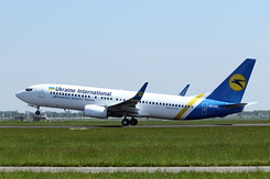 #4771 Ukraine International Airlines - Boeing 737-8KV (UR-UIB)