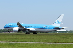 #4789 KLM - Boeing 787-9 (PH-BHM)