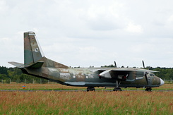 #4838 German Air Force - Antonov An-26T Curl (52+09)