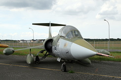 #4851 German Air Force - Lockheed TF-104G Starfighter (27+90)
