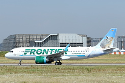 #4920 Frontier Airlines - Airbus A320-251N (D-AXAV / N331FR / MSN 8239)