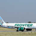 #4922 Frontier Airlines - Airbus A320-251N (D-AXAV / N331FR / MSN 8239)