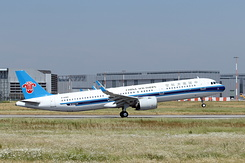 #4927 China Southern Airlines - Airbus A321-271N (B-8369 / MSN 7548)