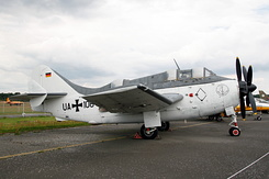 #4952 German Navy - Fairey Gannet AS.4 (UA+106)