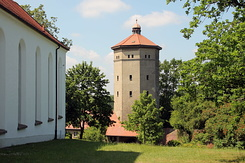 #5077 Water Tower (Wasserturm) - Beucha (Germany)