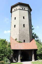#5078 Water Tower (Wasserturm) - Beucha (Germany)