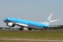 #5101 KLM - Boeing 787-9 (PH-BHG)
