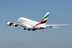 #5135 Emirates - Airbus A380-861 (A6-EED)