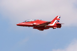 #5270 Royal Air Force (Red Arrows) - British Aerospace Hawk T1A (XX278)