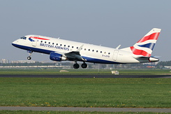 #5533 BA CityFlyer - Embraer 170STD (G-LCYD)