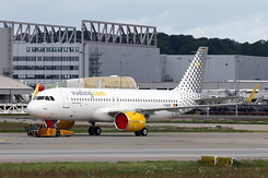 #5590 Vueling Airlines - Airbus A320-271N (D-AUAG / EC-NDC / MSN 8945)