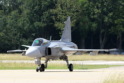 #5738 Czech Air Force - Saab JAS-39C Gripen (9237)