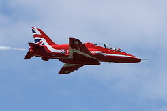 #5744 Royal Air Force (Red Arrows) - British Aerospace Hawk T1A (XX245)
