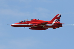 #5746 Royal Air Force (Red Arrows) - British Aerospace Hawk T1A (XX319)