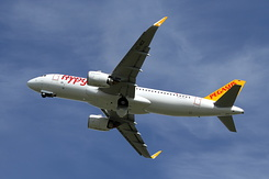 #5843 Pegasus Airlines - Airbus A320-251N (D-AVVD / TC-NCE / MSN 8875)