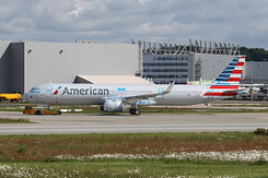 #5844 American Airlines - Airbus A321-251NX (D-AVZI / N405AN / MSN 8800)