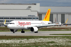 #5848 Pegasus Airlines - Airbus A320-251N (D-AVVD / TC-NCE / MSN 8875)
