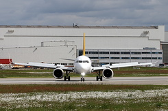 #5849 Pegasus Airlines - Airbus A320-251N (D-AVVD / TC-NCE / MSN 8875)