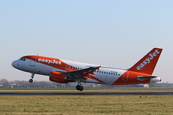 #5978 EasyJet Airline - Airbus A319-111 (G-EZAF)