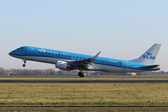 #5984 KLM Cityhopper - Embraer 190STD (PH-EZG)