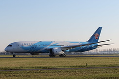 #5989 China Southern Airlines - Boeing 787-9 (B-20CJ)