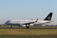 #5994 Turkish Airlines (Star Alliance) - Airbus A320-232SL (TC-JPP)