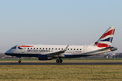 #5998 BA CityFlyer - Embraer 170STD (G-LCYE)