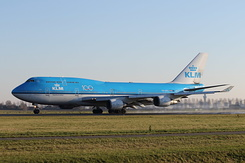 #6000 KLM - Boeing 747-406 (PH-BFL)