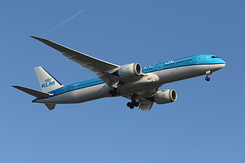 #6010 KLM - Boeing 787-9 (PH-BHF)