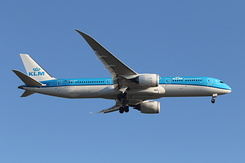 #6011 KLM - Boeing 787-9 (PH-BHF)
